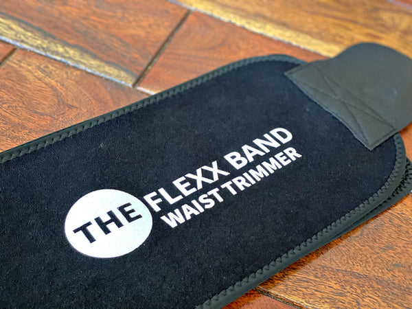 The FLEXX Band Waist Trimmer