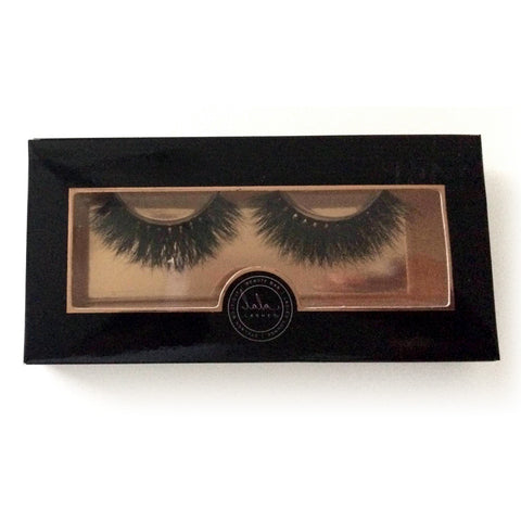 Evelyn - 3D mink lash strips - Lala Lashes Charlotte