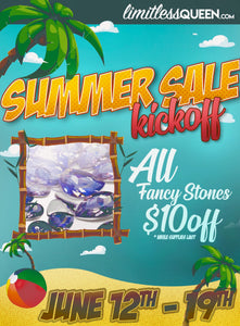Limitless Queen Summer Kick off Sale