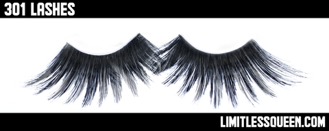 301 Lashes (5 Pack)