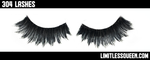 304 Lashes (5 Pack)