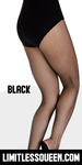BodyWrappers® TotalSTRETCH® Fishnet Tights (A68)