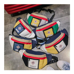 Canvas Fanny Pack (comes In 6 Variations)
