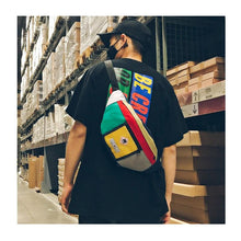 Load image into Gallery viewer, Canvas Fanny Pack (comes In 6 Variations)