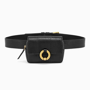 Designer / Leather Style Fanny Pack
