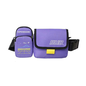 Double 2019 Fanny Pack (comes In 4 Colors)
