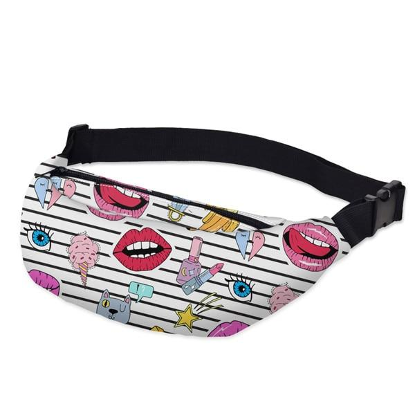 Funky Fanny Pack For Women