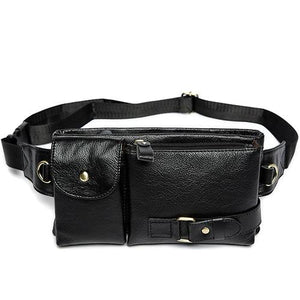 Genuine Leather Fanny Pack For Men (comes In 4 Colors)