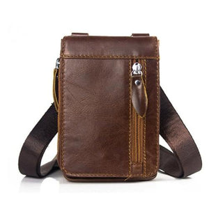 Genuine Leather Fanny Pack / Pouch (also In Black)