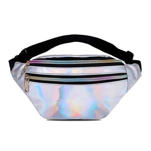 Holographic Fanny Pack (comes In 8 Colors)