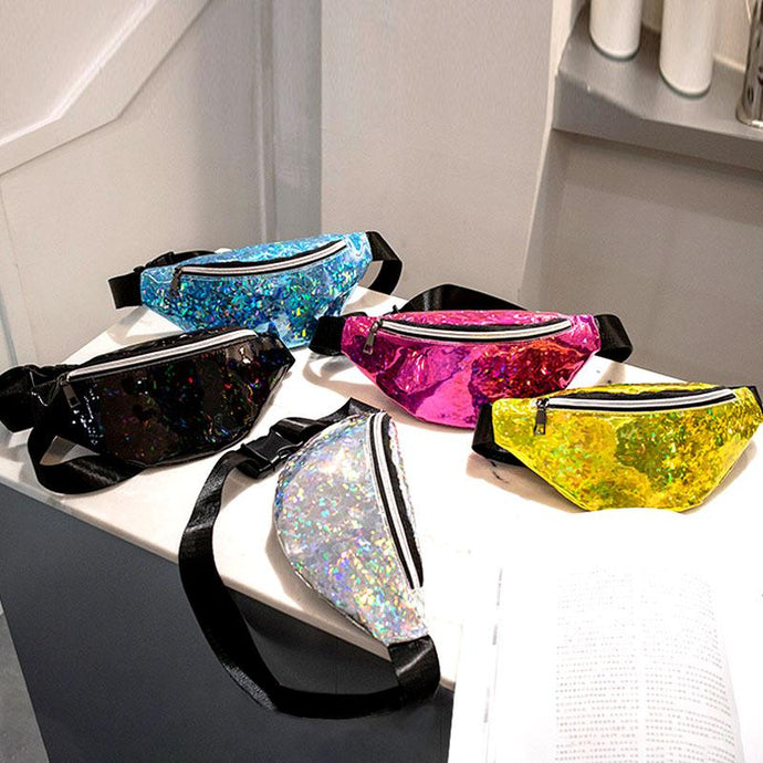Holographic Fanny Packs (comes In 5 Colors)