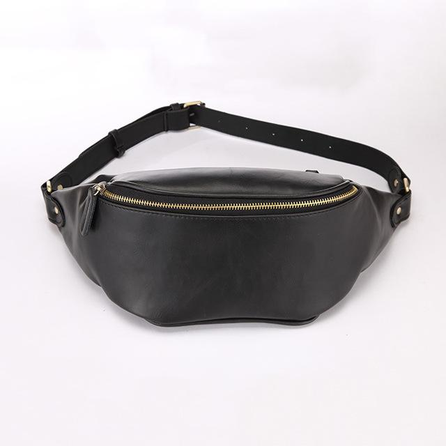 Leather Fanny Pack (comes In 2 Colors)