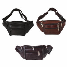 Load image into Gallery viewer, Leather Fanny Pack For Men (comes In 4 Colors)