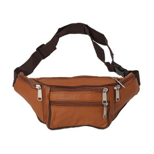 Leather Fanny Pack For Men (comes In 4 Colors)