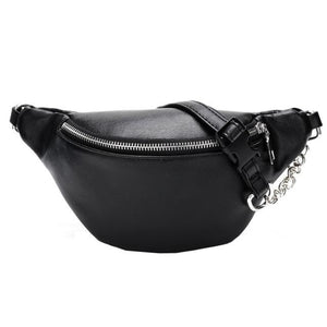 Leather Fanny Pack For Women (also Comes In White)