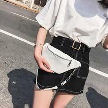 Load image into Gallery viewer, Leather Fanny Pack For Women (also Comes In White)