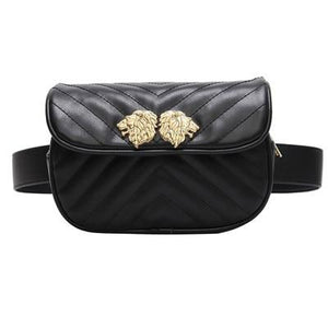 Loin Head Designer Fanny Pack For Women (comes In Multiple Colors)