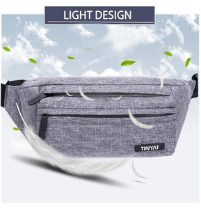 Men's Fanny Pack (comes In 3 Colors)