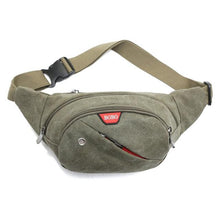 Load image into Gallery viewer, Men's Fanny Pack (comes In 5 Colors)