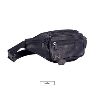 Men's Genuine Leather Fanny Pack