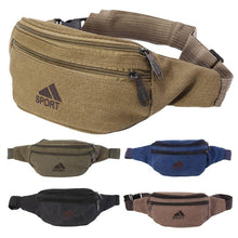 "Load image into Gallery viewer, Men's ""Sports"" Fanny Pack (in 5 Colors)"