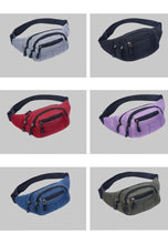Load image into Gallery viewer, Multi-level Fanny Pack