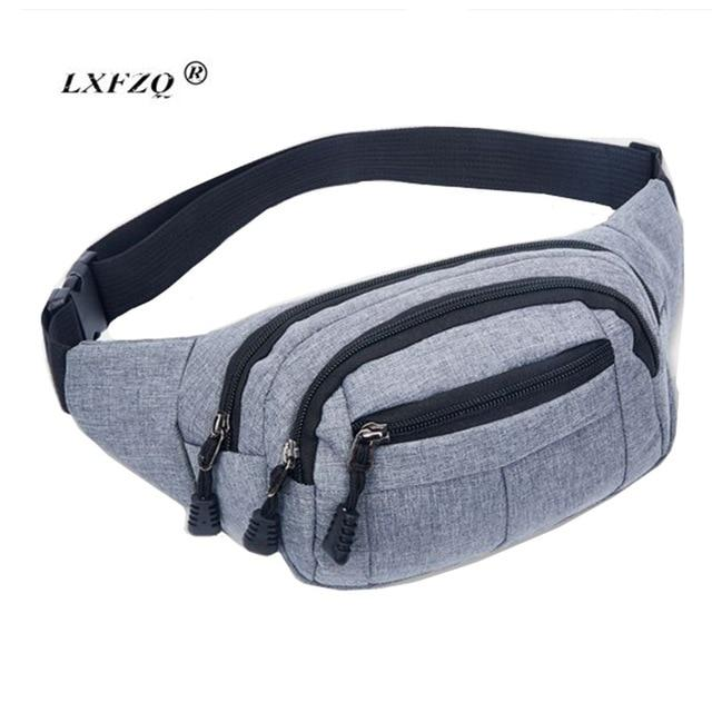 Multi-level Fanny Pack