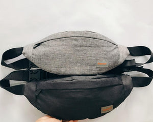 Quality Canvas Fanny Pack For Men (2 Color Options)