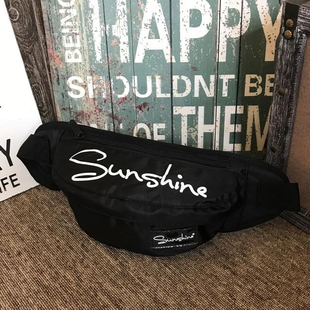 Sunshine Fanny Pack (comes In 9 Colors)
