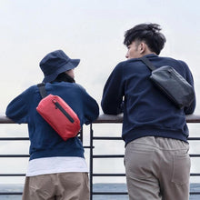 Load image into Gallery viewer, Waterproof Urban Fanny Pack For Men (in 3 Colors)