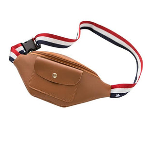 Women's Designer Solid Fanny Pack