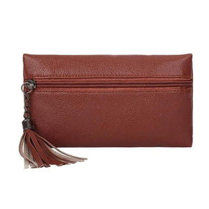 Women's Leather Fanny Pack