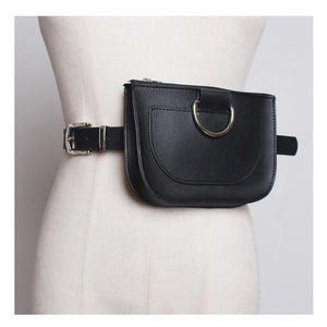 Women's Leather Fanny Pack (comes In 5 Colors)