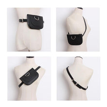 Load image into Gallery viewer, Women's Leather Fanny Pack (comes In 5 Colors)