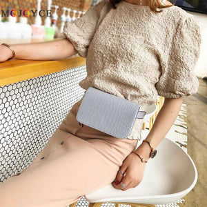 Women's PU Leather Fanny Pack (comes In 3 Colors)