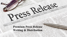 Load image into Gallery viewer, Premium Press Release Writing & Distribution