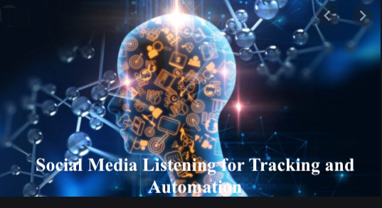 Social Media Listening for Tracking and Automation Sale $450