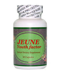 Jeune Youth Factor Anti Aging Herbal Pills
