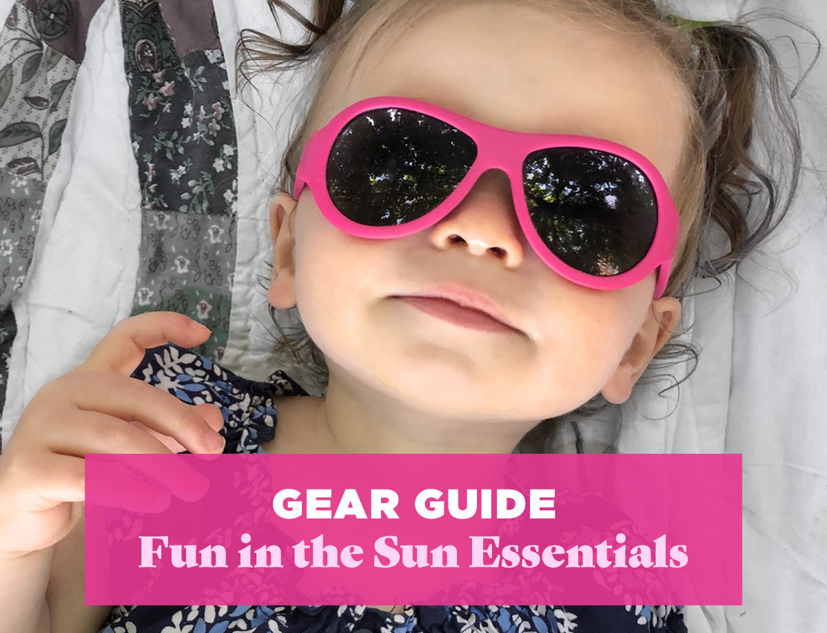 Summer Gear Guide: Fun in the Sun Essentials