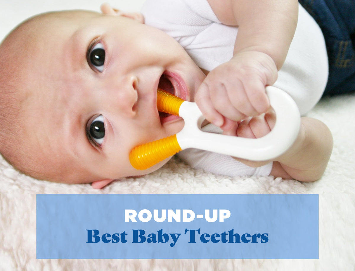 Round-Up: Best Baby Teethers