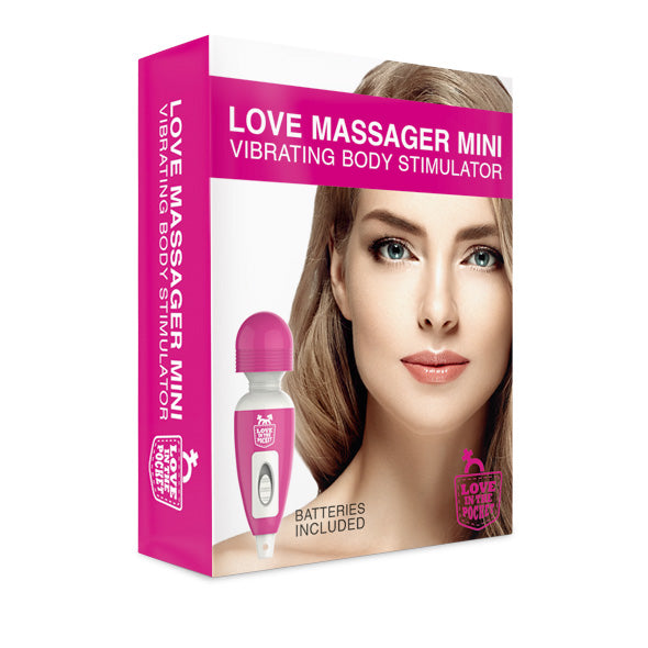 Love in the Pocket Love Massager - Erotes.be