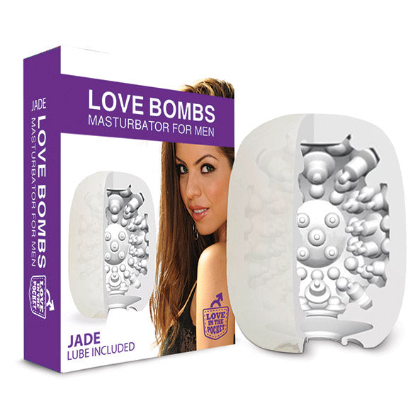 Love in the Pocket Love Bombs - Erotes.be