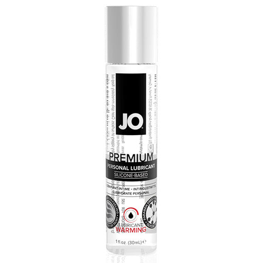 System JO Premium Lubrifiant Silicone Réchauffement - Erotes.be