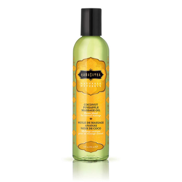 Kama Sutra Naturals Huile De Massage 236 ml - Erotes.be