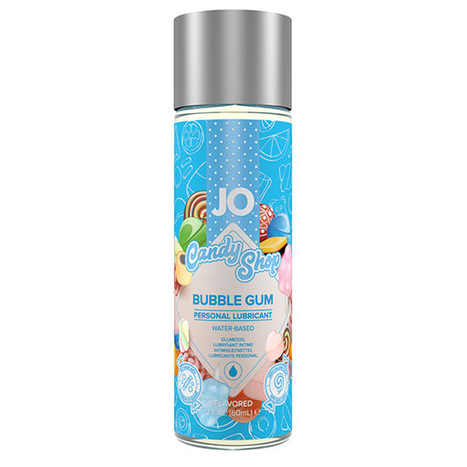 System JO Candy Shop H2O Lubrifiant 60 ml - Erotes.be