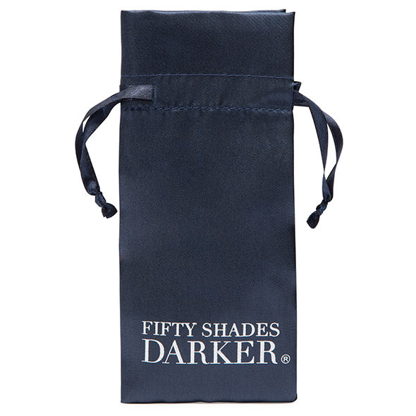 Fifty Shades of Grey Darker Just Sensation Beaded Pince Clitoridienne - Erotes.be