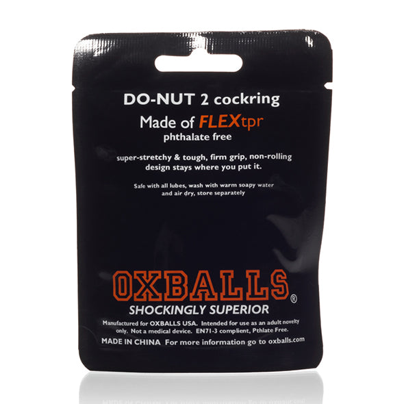 Oxballs Do-Nut 2 Cockring