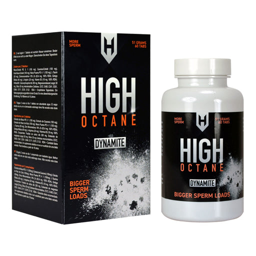 High Octane Dynamite Plus De Sperme
