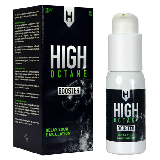 High Octane Booster Gel Retardateur d'orgasme