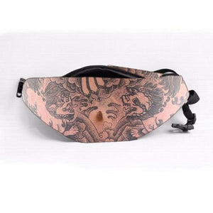 "Beer belly creative Fanny pack ""Appearance level killer"""
